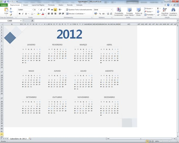 Calendário 2012 Anual (2)