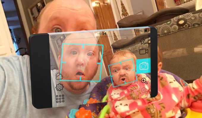 FaceSwap Live!