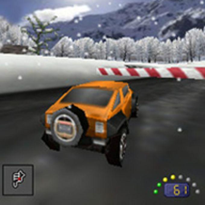 K.O. Racing 3D