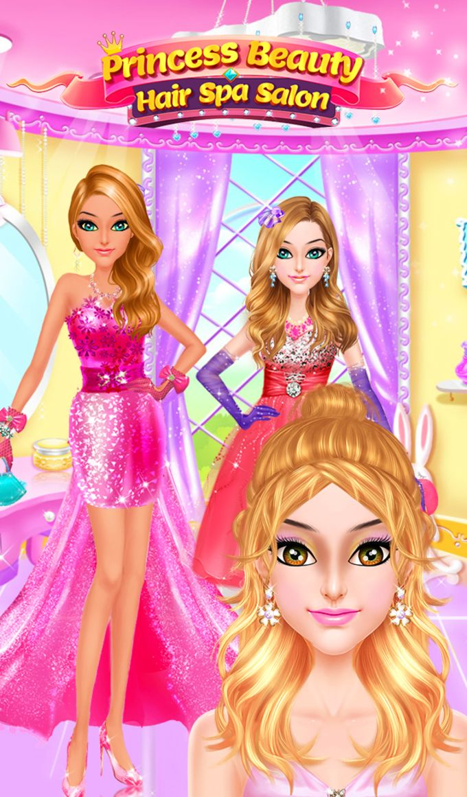 Princess Beauty Hair Spa Salon