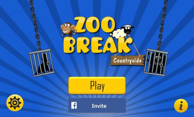 Zoo Break Countryside