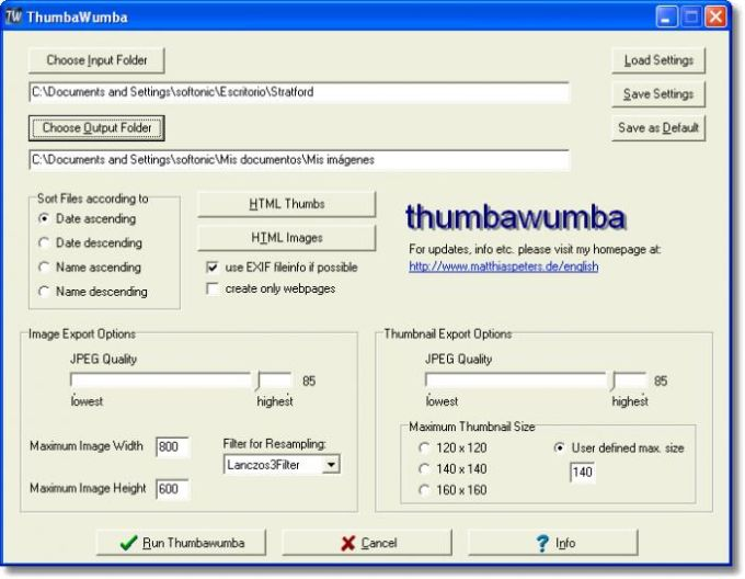 Thumba Wumba