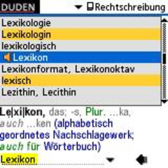 Duden - Die deutsche Rechtschreibung  (mit Audio)