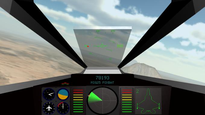 Air Fighter Simulator