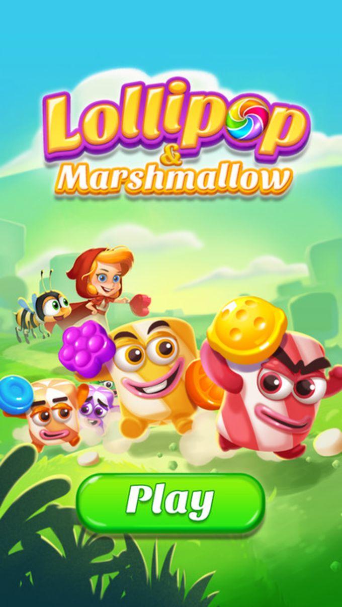 Lollipop2 & Marshmallow Match3