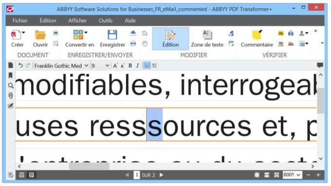 ABBYY PDF Transformer