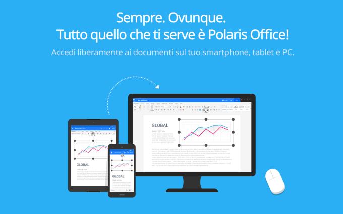 Polaris Office + PDF