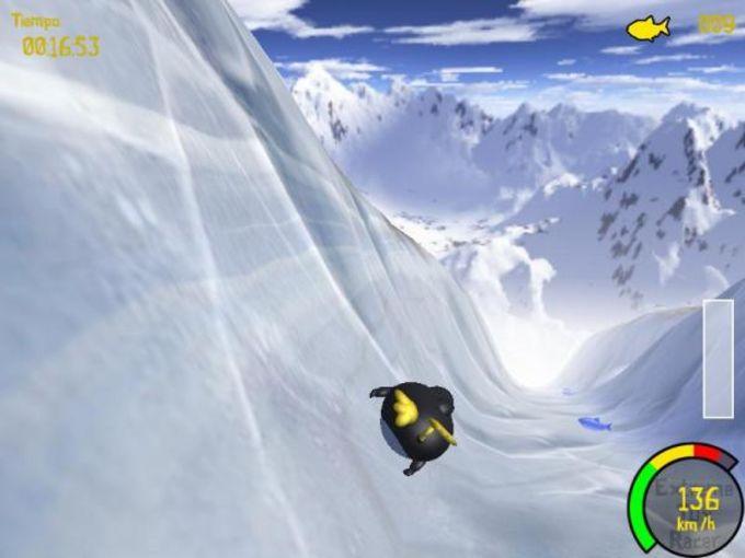 Extreme Tux Racer