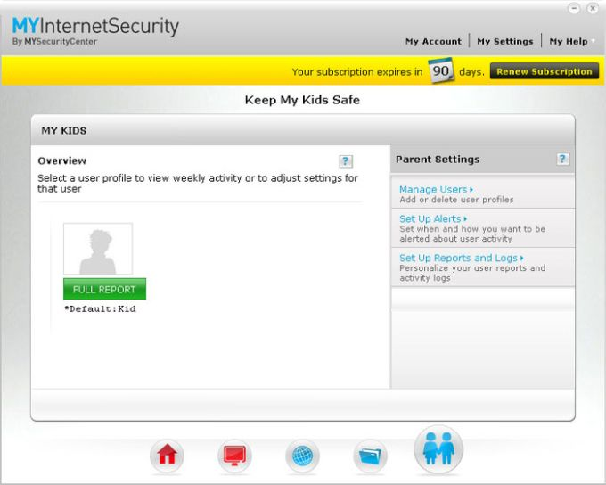 MyInternetSecurity