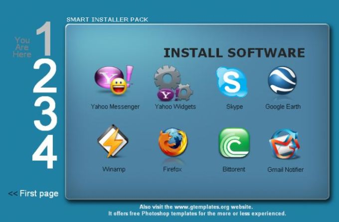 Smart Installer Pack