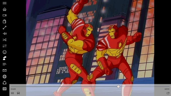 Iron Man Cartoons