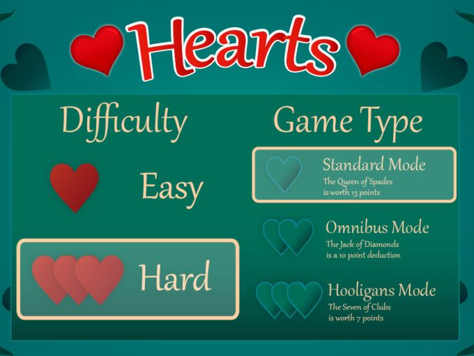 Hearts Deluxe für Windows 10