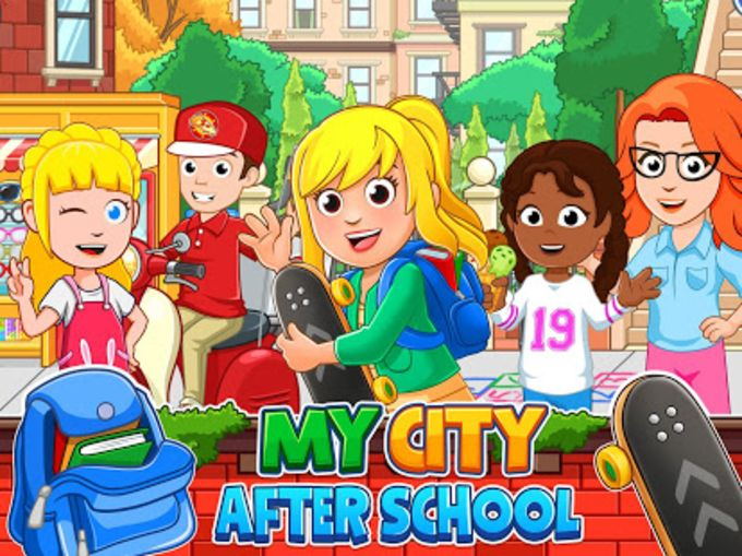 My City  After School