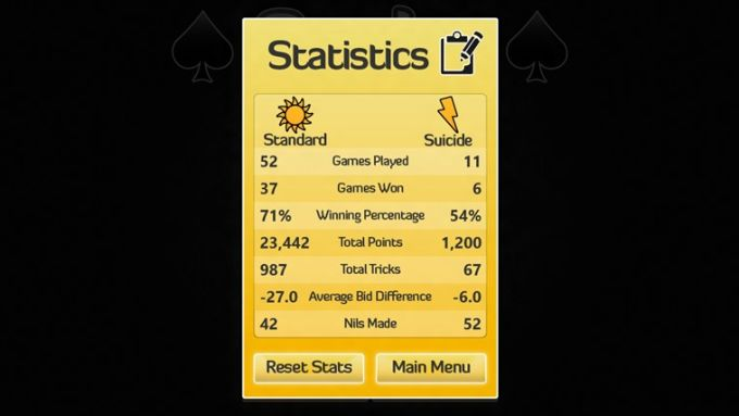 Spades for Windows 10