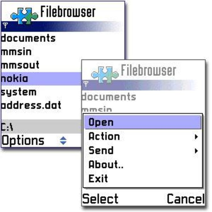 Filebrowser