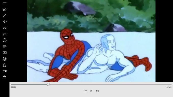 Spider-Man Cartoons For Free
