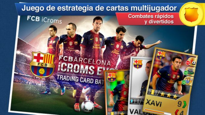 FCB iCroms evolution