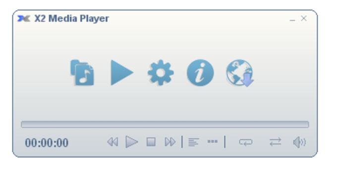X2 Media Player