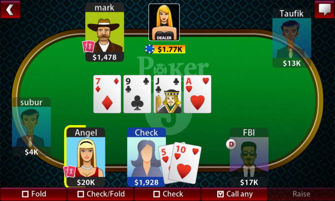 how to play hold em poker