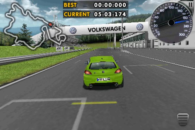 Volkswagen Scirocco R 24H Challenge 3D