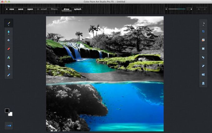 Color Paint Art Studio Pro FX - Create Express Share