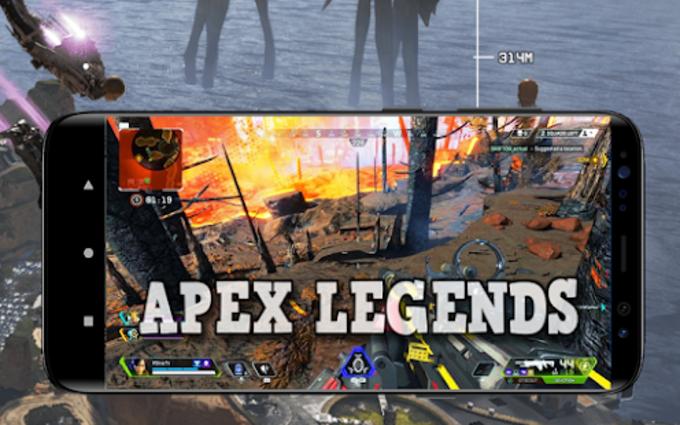 Legends of Apex Wallpapers