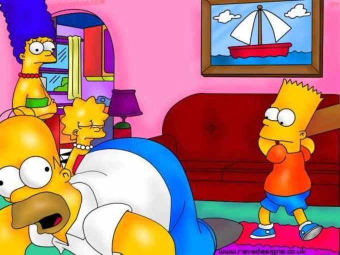 Simpsons Wallpaper