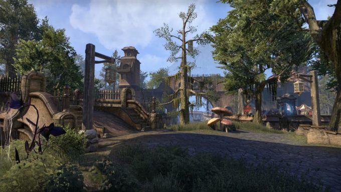 The Elder Scrolls Online - Morrowind Upgrade