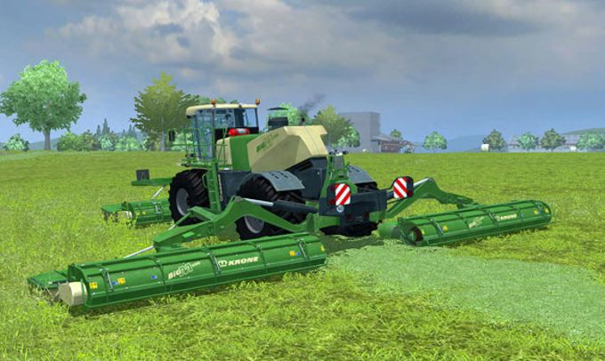 Farming Simulator 2013 Update