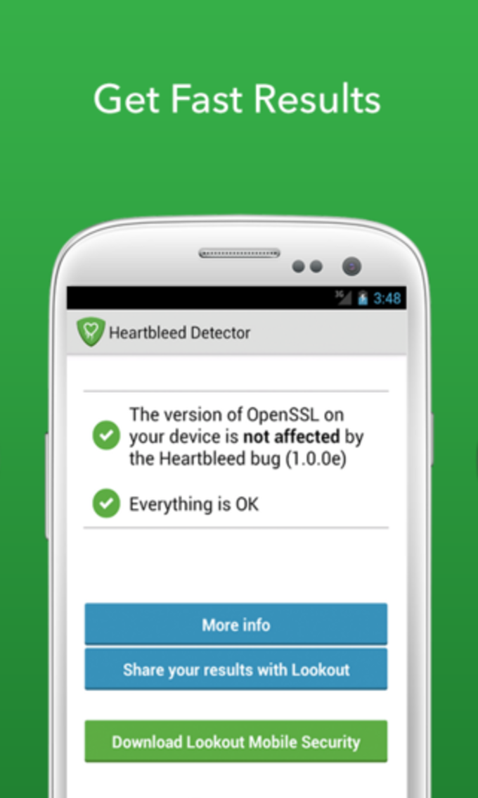 Heartbleed Sécurité Scanner