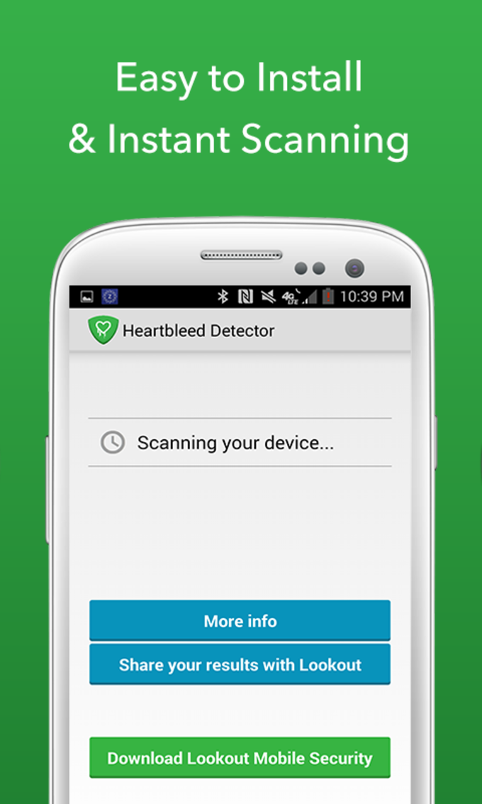 Heartbleed Sécurité Scanner