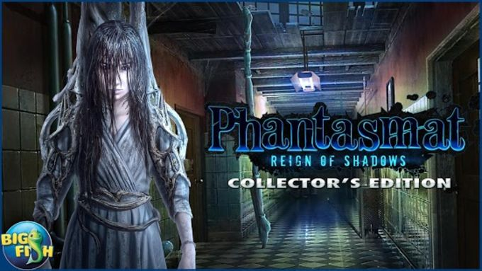 Hidden Object  Phantasmat Reign of Shadows
