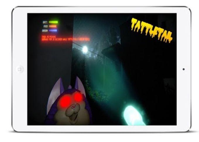Tattletail Horror Game