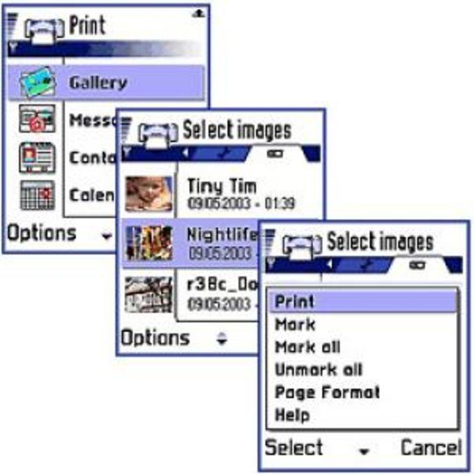 Bluetooth Printing 7610