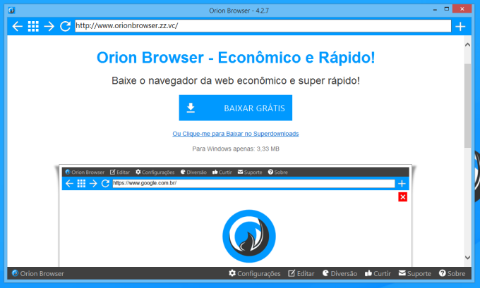 Orion Browser