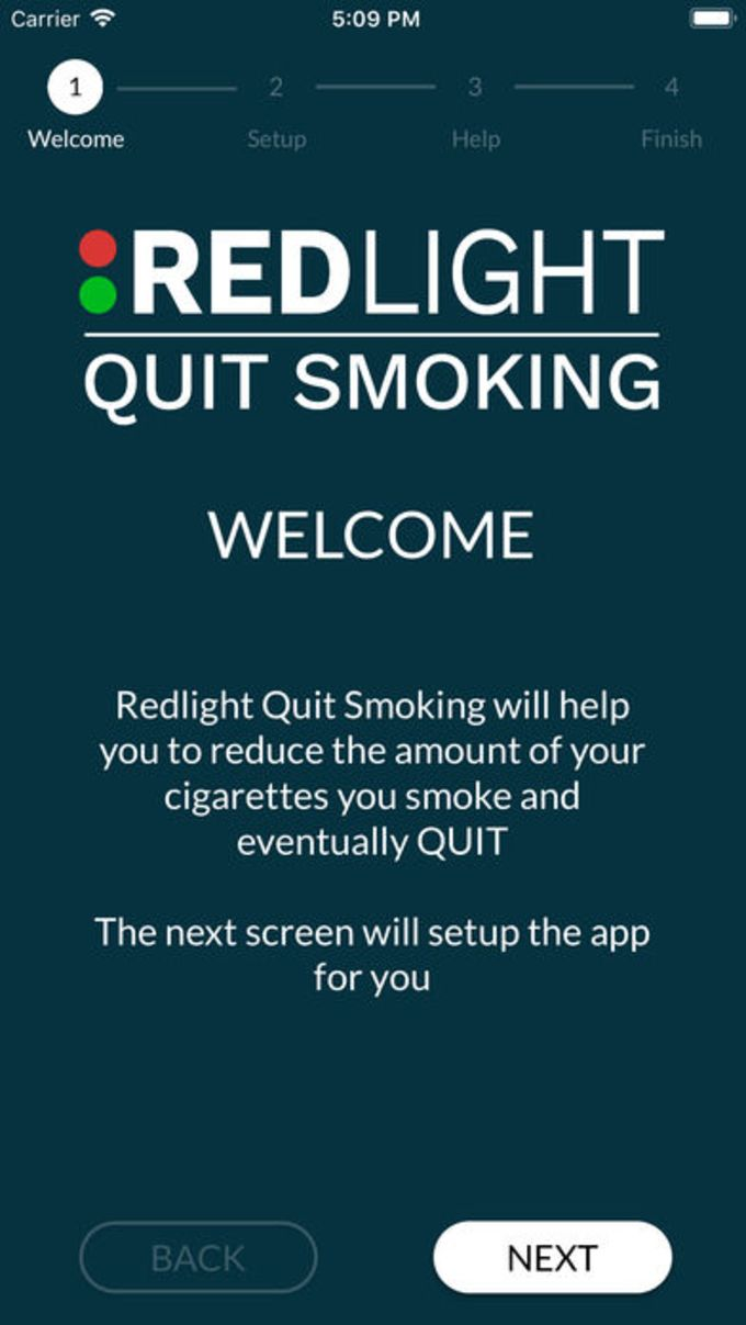 Redlight Quit Smoking