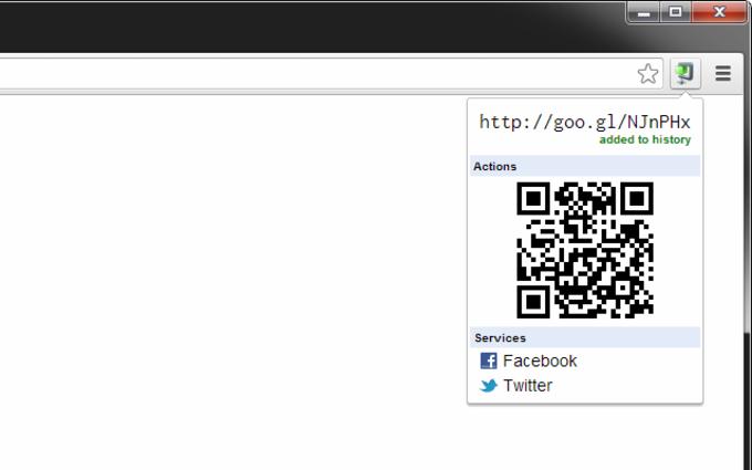 goo.gl URL Shortener (Unofficial)
