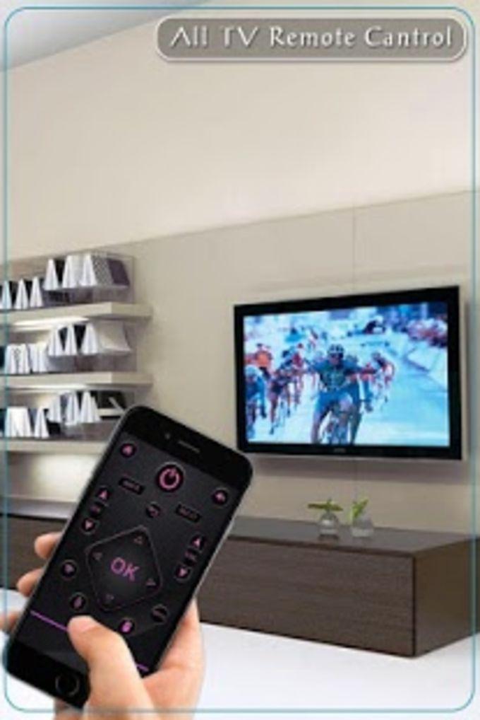 Remote for All TV Model  Universal Remote Control