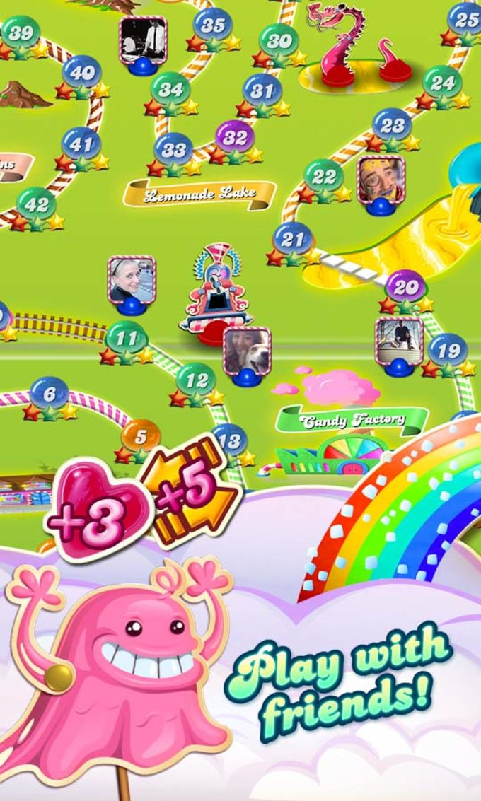 Candy Crush Saga Online
