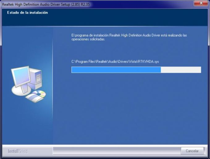 Realtek HD Audio Drivers