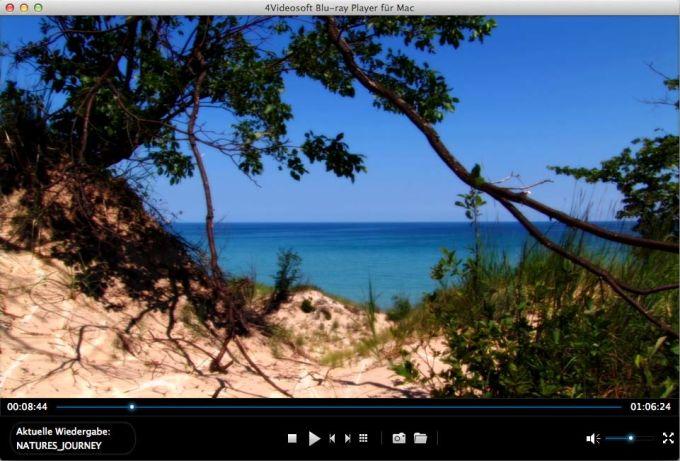 4Videosoft Blu-ray Player für Mac