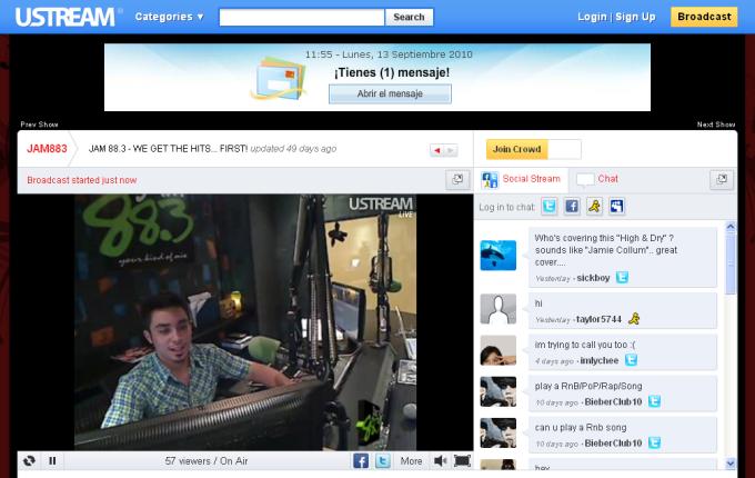 Ustream.tv