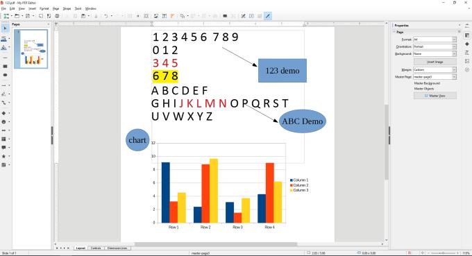 My PDF Editor