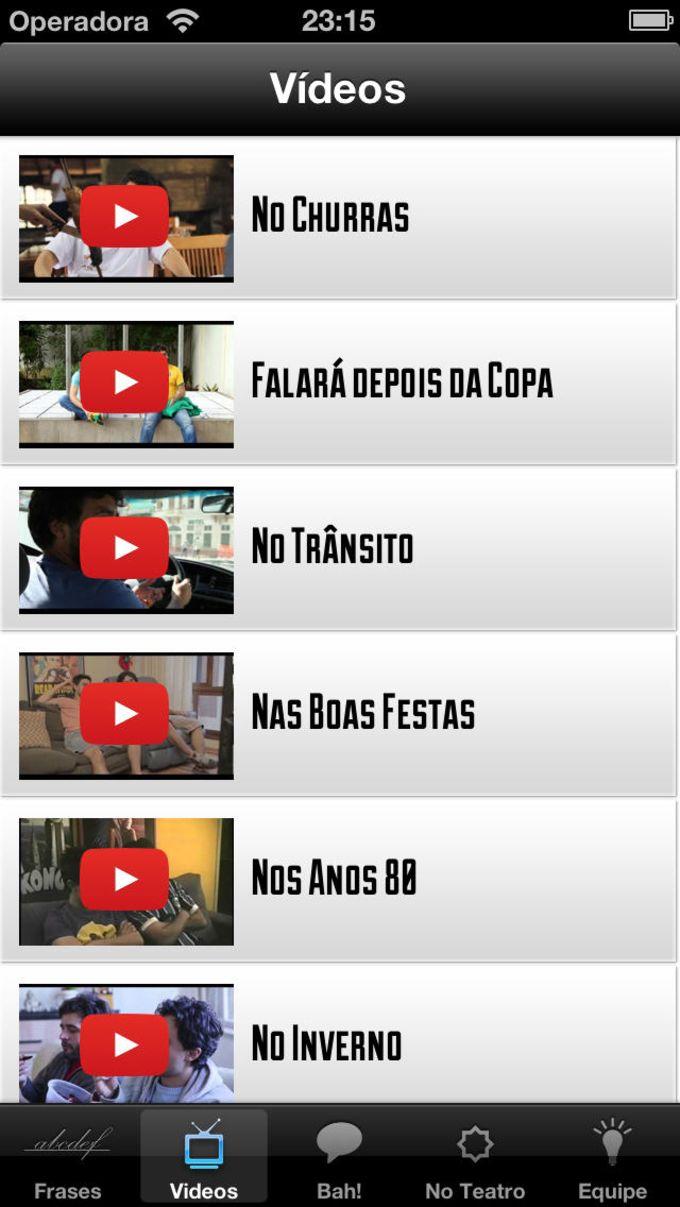 Coisas que Porto Alegre Fala