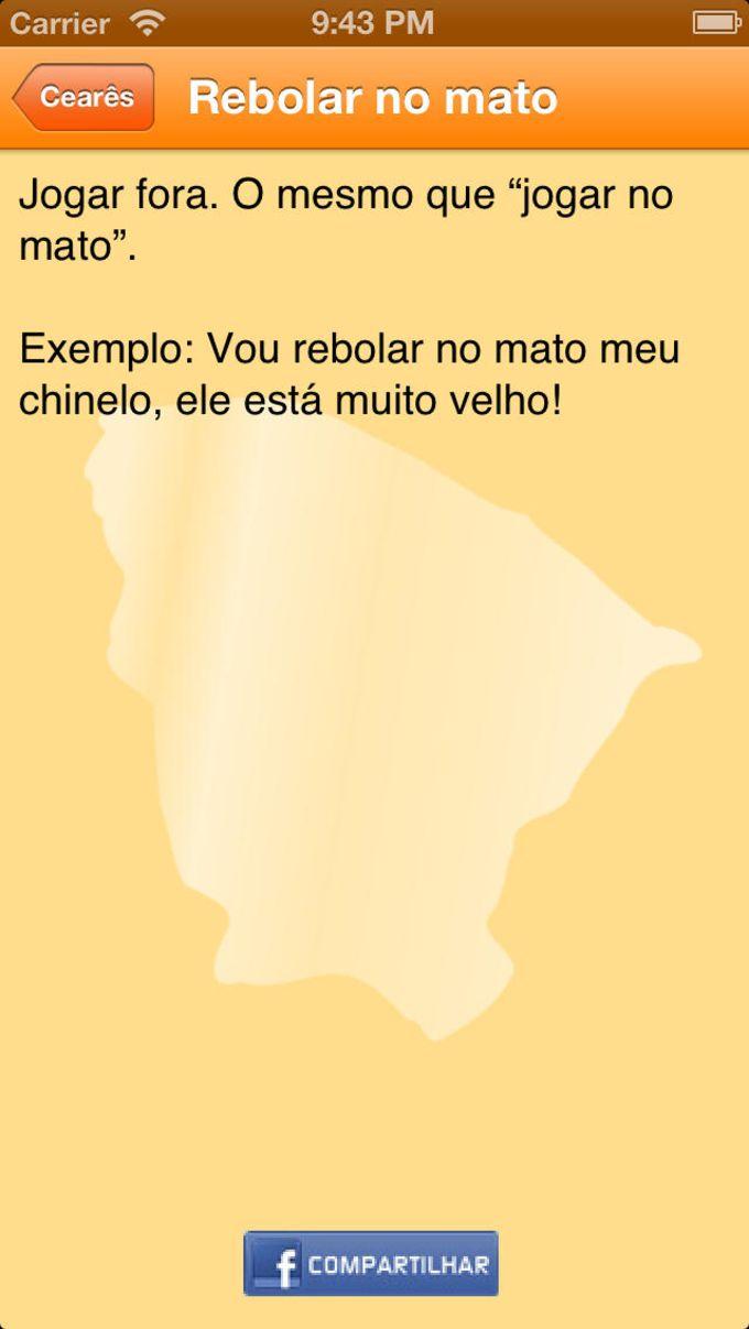 Dicionário Cearês
