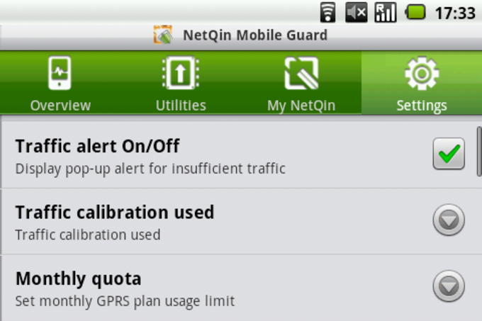 NetQin Android Booster