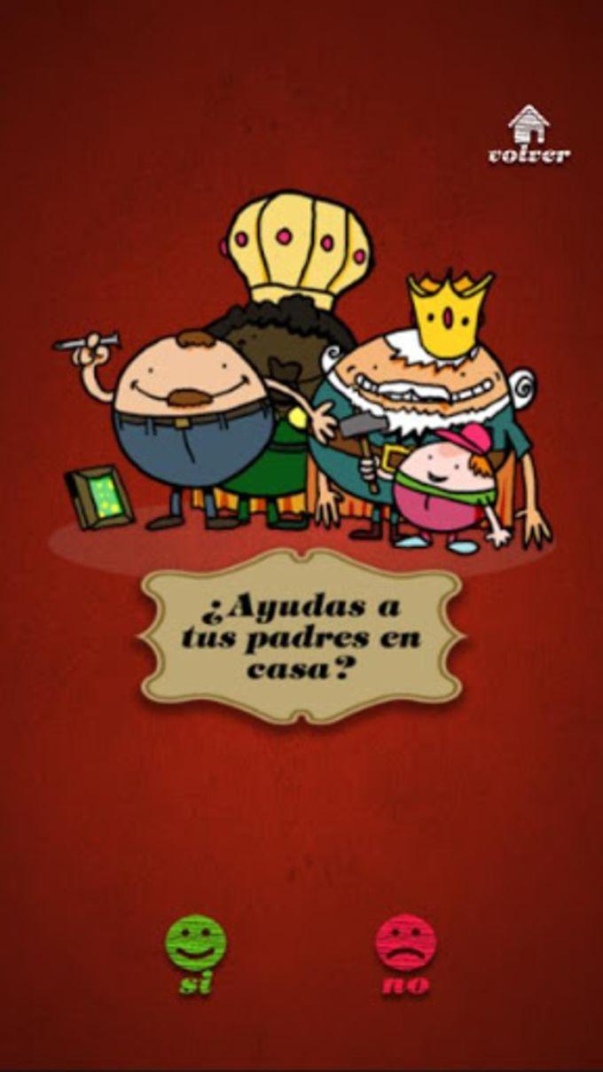 iCarta Reyes Magos