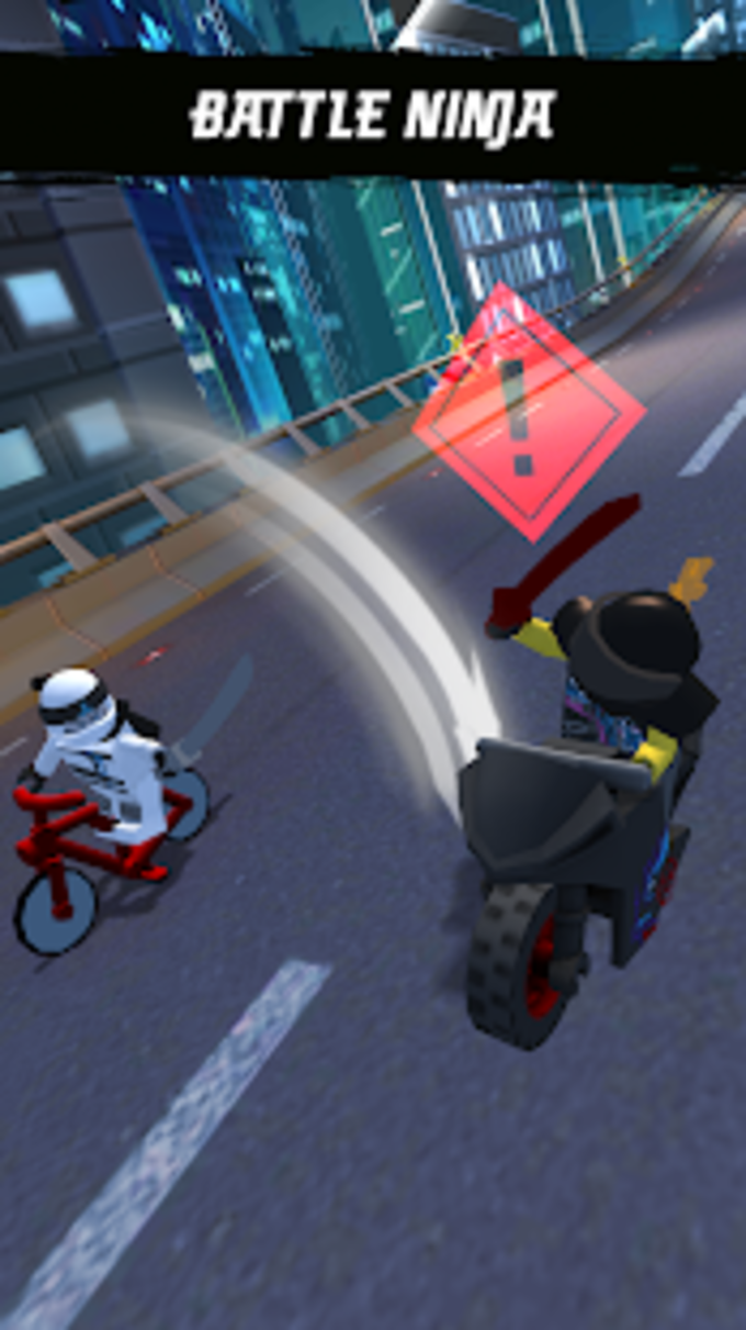 LEGO NINJAGO Ride Ninja