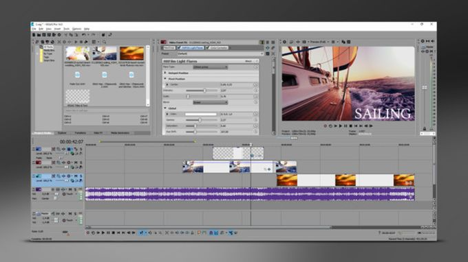 VEGAS Pro 14 Edit Steam Edition