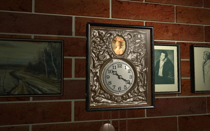 "The ""Old Polish Clock"" Screen Saver"